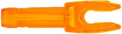 Easton 4mm Microlite Nocks Orange 12 pk.