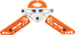 Pine Ridge Kwik Stand Bow Support White/Orange