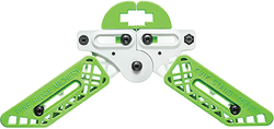 Pine Ridge Kwik Stand Bow Support White/Lime Green