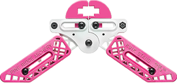 Pine Ridge Kwik Stand Bow Support White/Pink