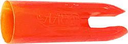 Easton PlastiNock Flo Orange 9/32 in. 12 pk.