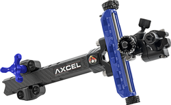 Axcel Achieve XP Compound Sight Blue/Black 9 in. RH