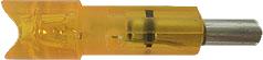Lumenok Moon Carbon Bolt Easton/Beman HD Orange
