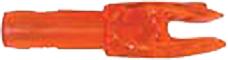 Easton 5mm X Nocks Orange 12pk