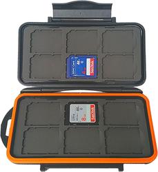 Boneview 12 SD Card Case