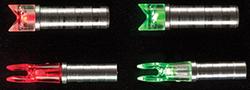 Ignitor Crossbolt Moon Nock .285 Green 50hr