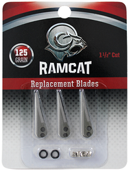 Ramcat 125gr Extra Blades