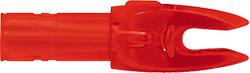 Easton 6mm H Nocks Red 12pk