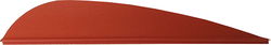"P-Fletch Red 3 7/8"" EP40"