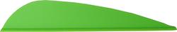 "P-Fletch Brite Green 3 7/8"" EP40"