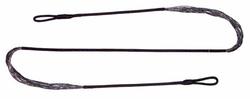 """Dacron Bowstring 16st Black 25"""""""