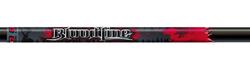Bloodline N-Fused 6MM 480 Raw Nocks Installed/Inserts Loose