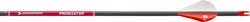 Bloodsport Prosector 400 Arrows w/Vanes Nocks & Inserts