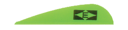 Diamond Vanes 235 Bright Green