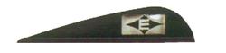 Diamond Vanes 235 Black