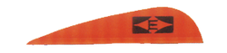 Diamond Vanes 280 Fire Orange
