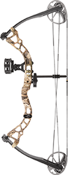 Diamond Atomic Bow Package MOBU Country 12-24in. 29lb LH