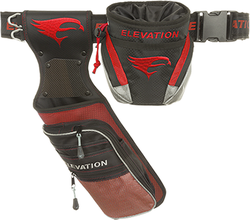 Elevation Nerve Field Quiver Package Red Left Hand