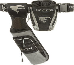 Elevation Nerve Field Quiver Package Silver Left Hand