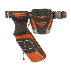 Elevation Nerve Field Quiver Package Orange Right Hand