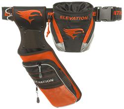 Elevation Nerve Field Quiver Package Orange Left Hand