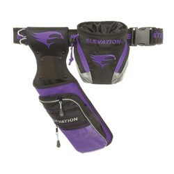 Elevation Nerve Field Quiver Package Purple Left Hand