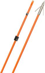 Fin Finder Raider Pro Arrow Orange w/Big Head Pro Point