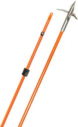 Fin Finder Raider Pro Arrow Orange w/Innerloc 3 Barb Grappl