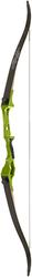 Fin Finder Bankrunner Recurve Winch Pro Package Green 35# RH