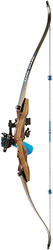 Fin Finder Sand Shark Recurve w/Winch Pro Package Right Hand