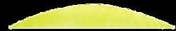 3 RW Gateway Feathers Lemon Lime