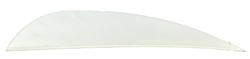 4 RW Gateway Feathers White