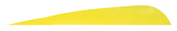 4 LW Gateway Feathers Yellow