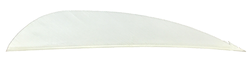 5 LW Gateway Feathers White