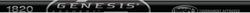 Easton Genesis Shafts Black 1820 1doz