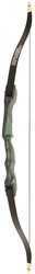 OMP Explorer CE Recurve Bow 54 in. 28 lbs. Green LH