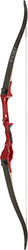 OMP Ascent Recurve Red 58 in. 35 lbs RH