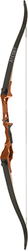 OMP Ascent Recurve Orange 58 in. 40 lbs RH