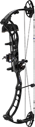 Quest Thrive Bow Pkg. Black 28 in. 60 lb. RH