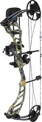 Quest Centec NXT Bow Package Realtree/Black 25 in. 45 lb RH