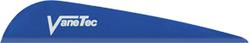"""Vanetec V Maxx 3"""" Blue Vanes"""