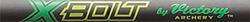 """Xbolt 22"""" Arrow w/Moon Nock"""