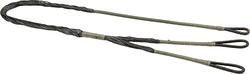 "Black Heart Crossbow Cable 21.25"" Parker Centerfire Xtreme"