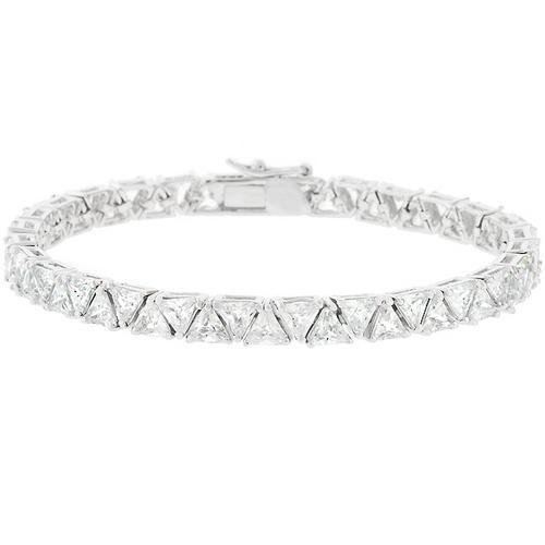 Divinity Tennis Bracelet