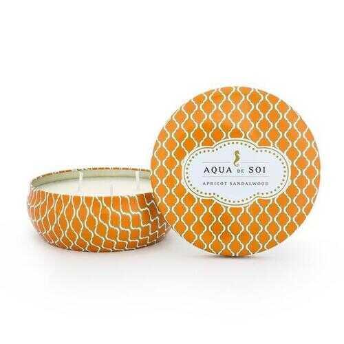 Aqua de SOi Apricot Sandalwood 21oz Tin