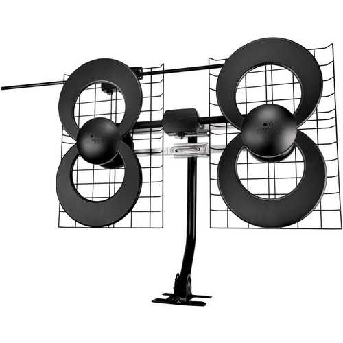 Antennas Direct C4-V-CJM ClearStream 4V Extreme Range Indoor/Outdoor HDTV Antenna