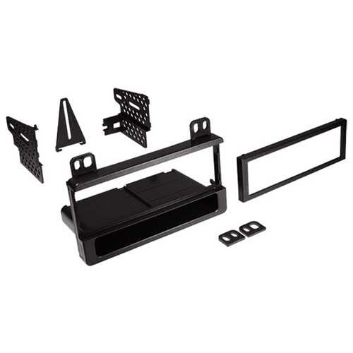 American International FMK550 Single-DIN or ISO with Pocket Installation Kit for Ford, Lincoln, Mazda, and Mercury 1995 to 2011