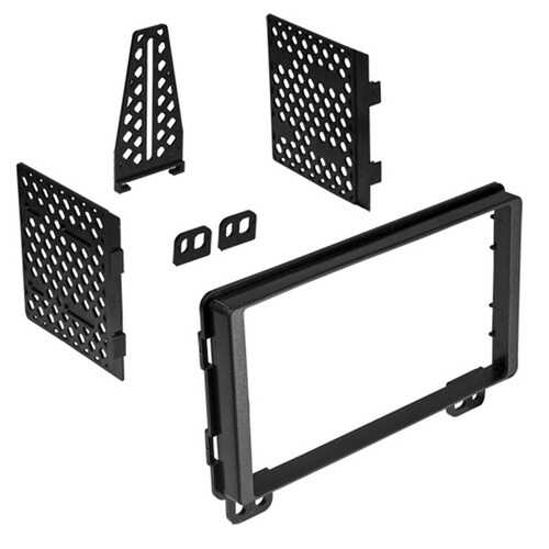 American International FMK554 Double-DIN Dash Installation Kit for Ford 2000 to 2006