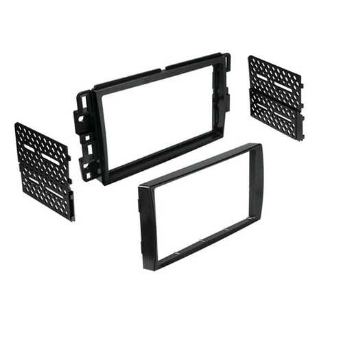 American International GMK318 Double-DIN Dash Installation Kit for GM 2006 to 2020