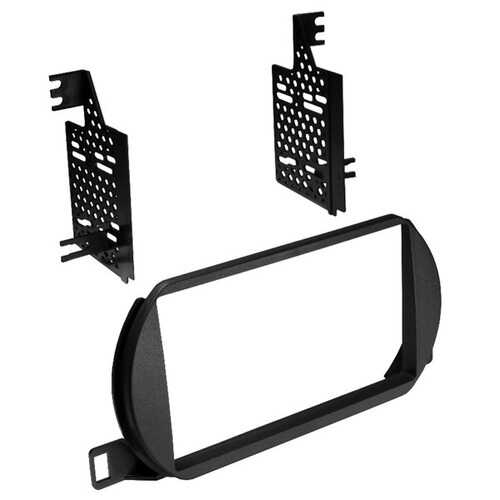 American International NDK705 Double-DIN Dash Installation Kit for Nissan Altima 2002 to 2004